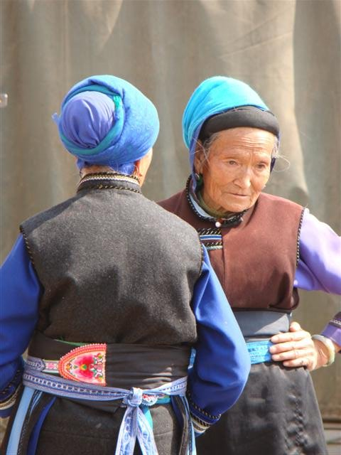 gossiping Bai