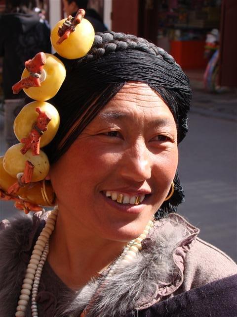 Jewel on the head