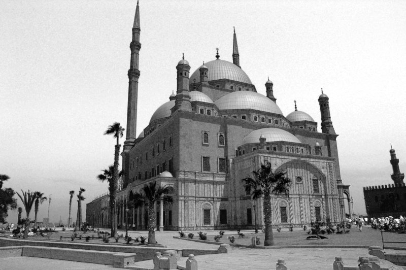 cairo city mosque