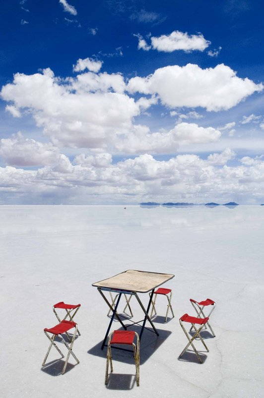picnic in the sky