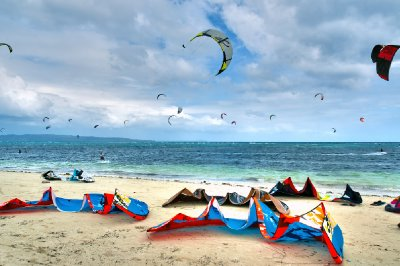Boracay Kitesurfing