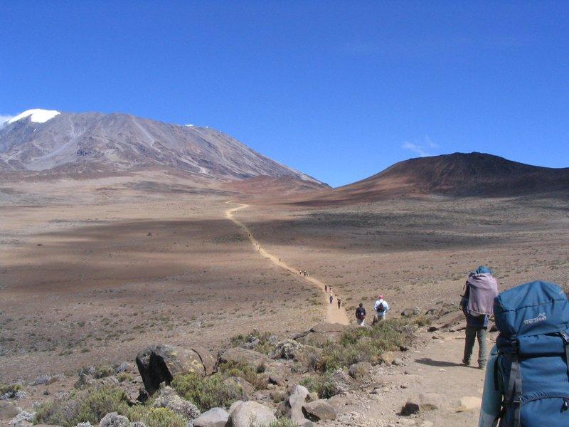 mt.kilimanajro