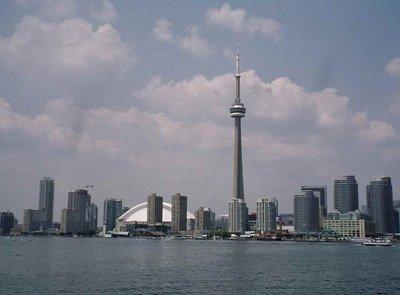 Skyline, Toronto