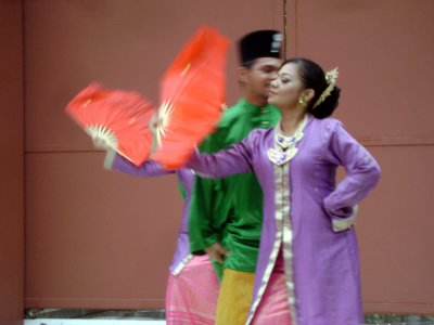 Malaysian Cultural Performance