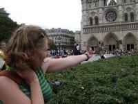 Birds at Notre Dame
