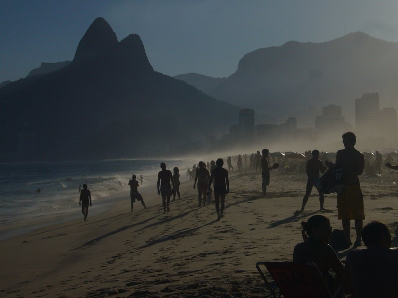 Posto 9 Ipanema, Rio de Janeiro