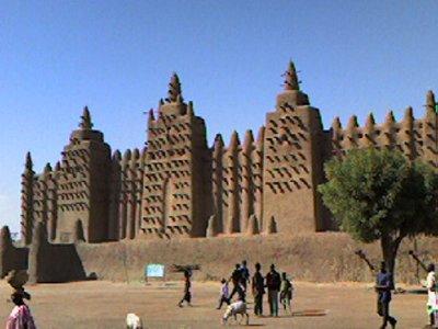 Mosque of Djenné