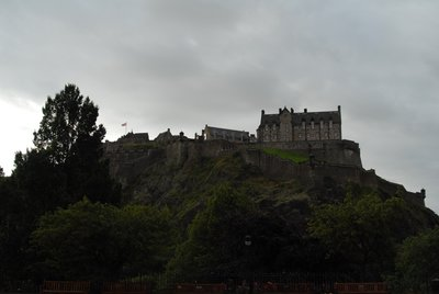 Edinbourgh Castle