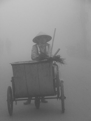 Sweeping away the Mist