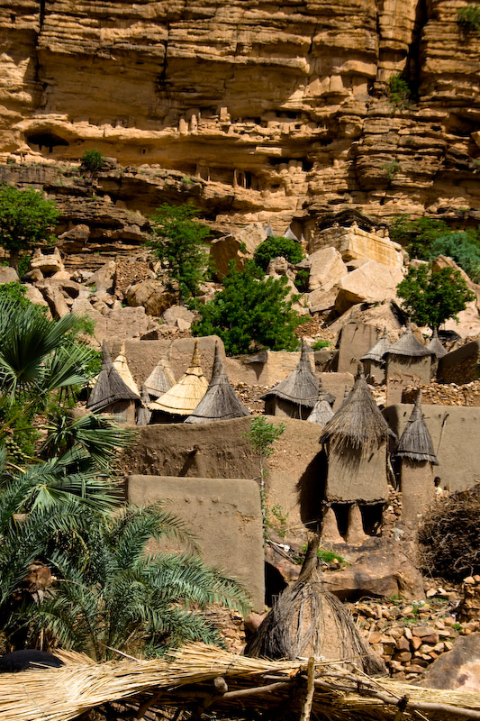 Tellem & Dogon villages