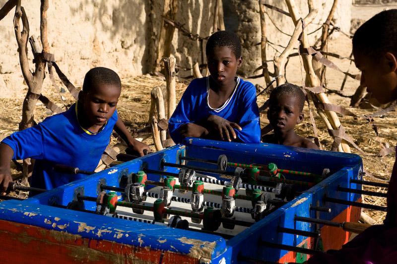 Table Football, Malian Style