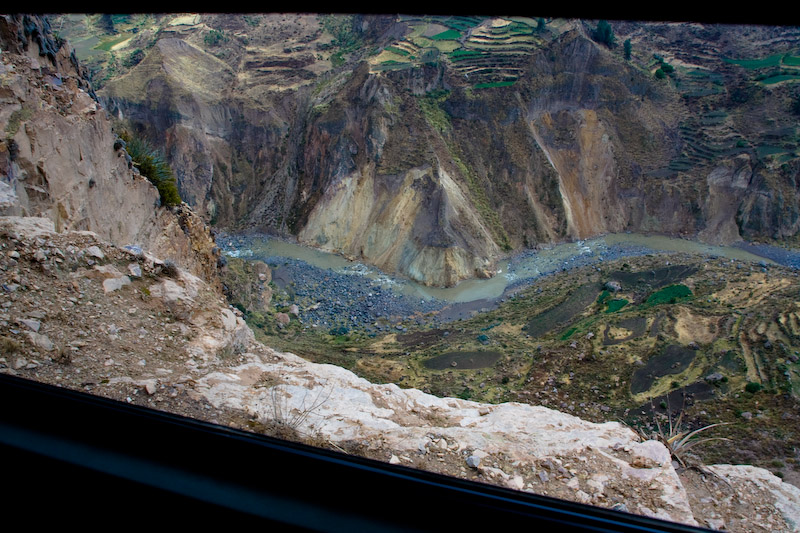 Travelling in Colca Canyon