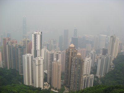 View from the Victoria Peak