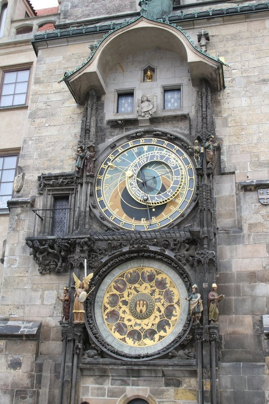 Astonomical Clock