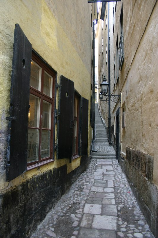Old Town Stockholm 2