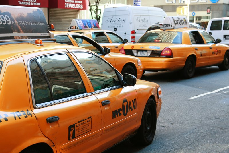 New York taxies