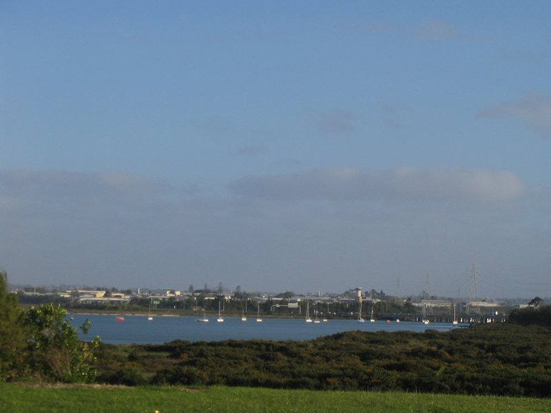 Auckland Skyline