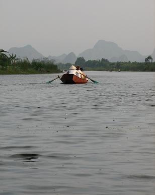 Rowboat, Perfume Pagoda