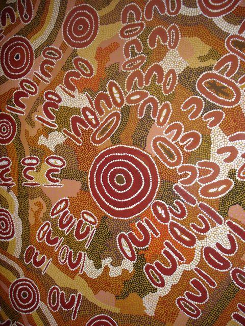 Aboriginal Art-Australian Museum