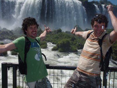 Iguazu_ Irish Friends