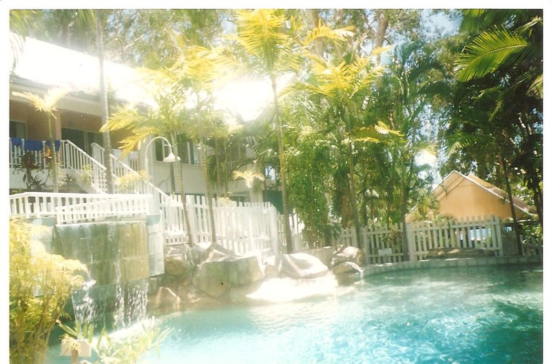 paradise village resort in Palm Cove queensland