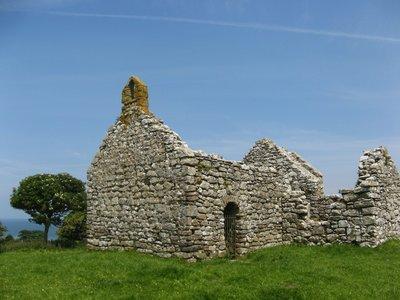 Lligwy Chapel, Anglesey