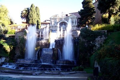 Organ Fountain, Villa d'Este, Tivoli