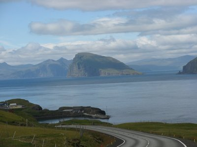Koltur and Vagar from North Sandoy