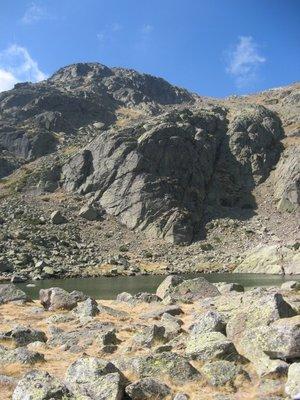 Laguna Grande de Peñalara
