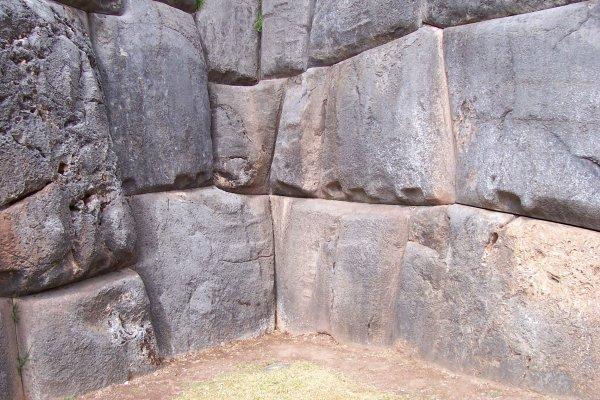Building stones (detail)