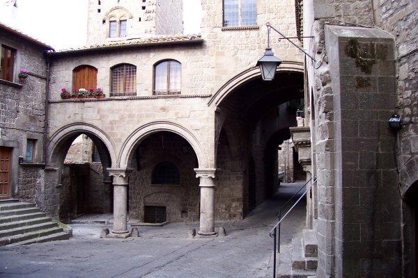 San Pellegrino area, Viterbo