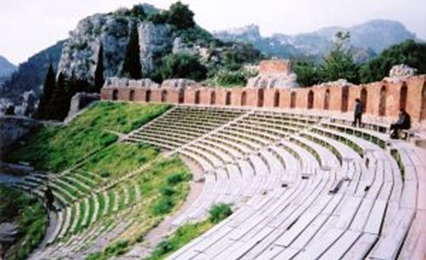 Amphitheatre, Taormina