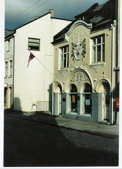Art Nouveau, Ålesund