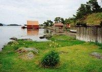 Fishing museum island, Molde