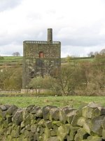 Waterworks tower, Lumbutts, Todmorden