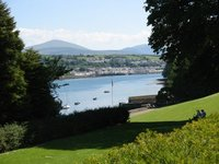 From Plas Newydd, Anglesey