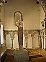 Saxon Cross, Penmon, Anglesey