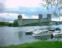 Olaninlinna Castle, Savonlinna