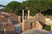 Gli Scavi, Ostia Antica