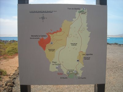 Los Lobos map