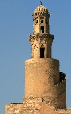 Ibn Tulun minaret