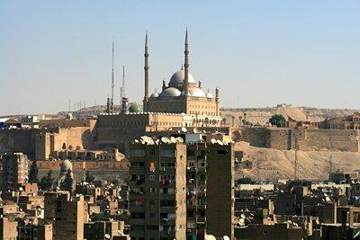 Cairo skyline