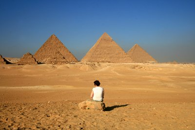 Pyramids of Giza
