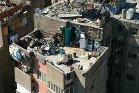Cairo rooftop