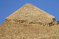 Pyramid of Khufu limestone casing