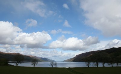 A last view on Loch Ness...