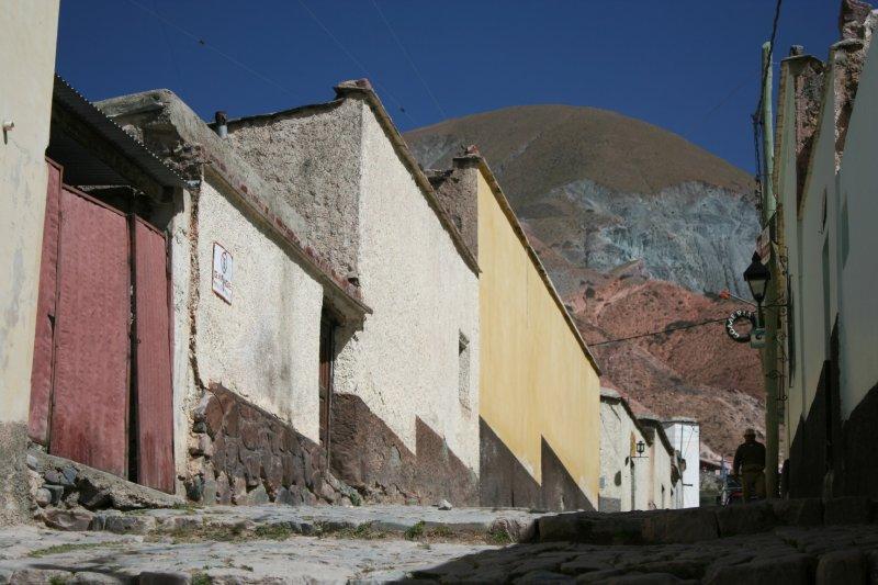 Streets of Iruya I
