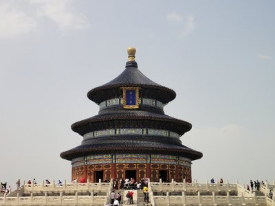 The Hall of Prayer for Harvest, Temple of Heaven