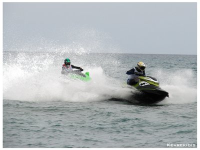 Jet Ski Racing