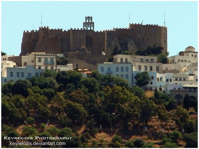 Patmos Monastery